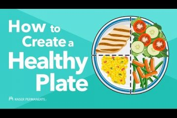 How to Create a Healthy Plate - WeuniteMusic.com