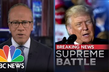 NBC Nightly News Broadcast (Full) - September 22nd, 2020 - WeuniteMusic.com