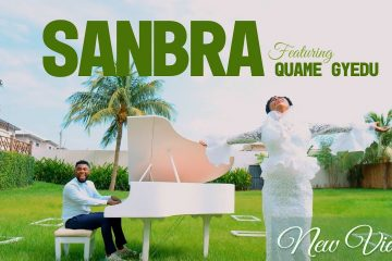 Sanbra Official Video - Evangelist Diana Asamoah ft Quame Gyedu - WeuniteMusic.com