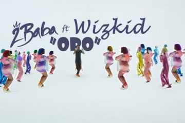 2Baba ft Wizkid - Opo (Official Video)-weunitemusic.com