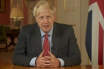 Boris Johnson - weunitemusic.com