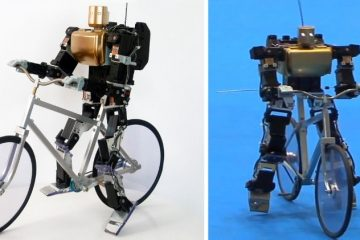 Amazing-Bike-Riding-Robot-weunitemusic-weunitemusic.com